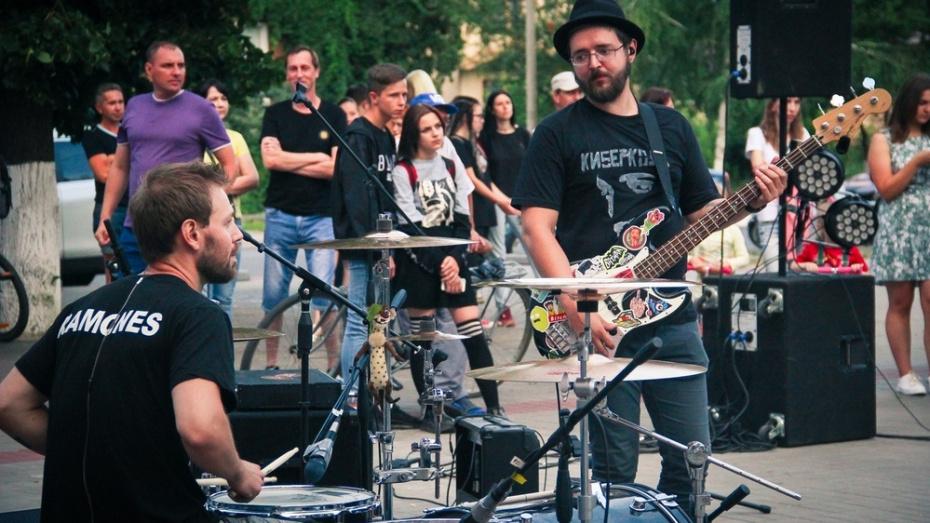 Борисоглебскую молодежь пригласили на онлайн-фестиваль «За нами будущее»