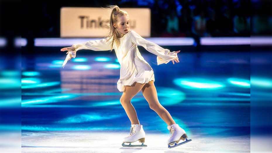 Уроженка Воронежской области победила в шоу «Ледниковый период. Дети»