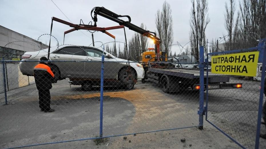 Депутаты Воронежской облдумы облегчили водителям споры с эвакуаторщиками