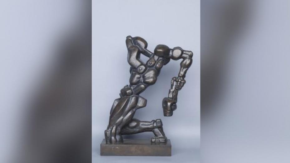 Всередине сентября вВоронеже впервый раз откроется выставка работ Эрнста Неизвестного