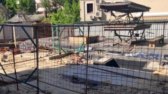 Суд признал законным возвращение участка под незаконной стройкой на Пушкинской в Воронеже