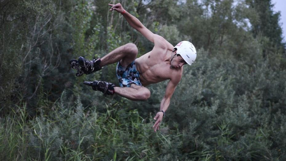 Воронежский экстримфест Sun Fun Jumping: разбить колени и преодолеть себя