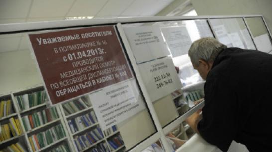 В Воронежской области выдали 167 тыс электронных больничных