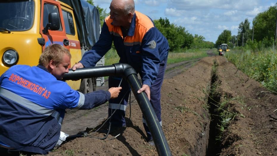 Хуторянам из Нижнедевицкого района построят газопровод