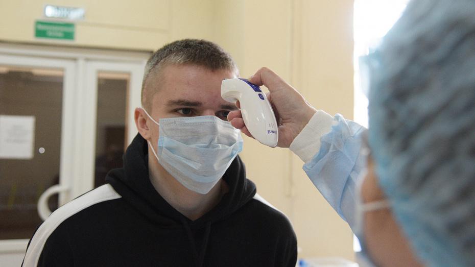 Посетителям поликлиник Воронежской области будут измерять температуру на входе