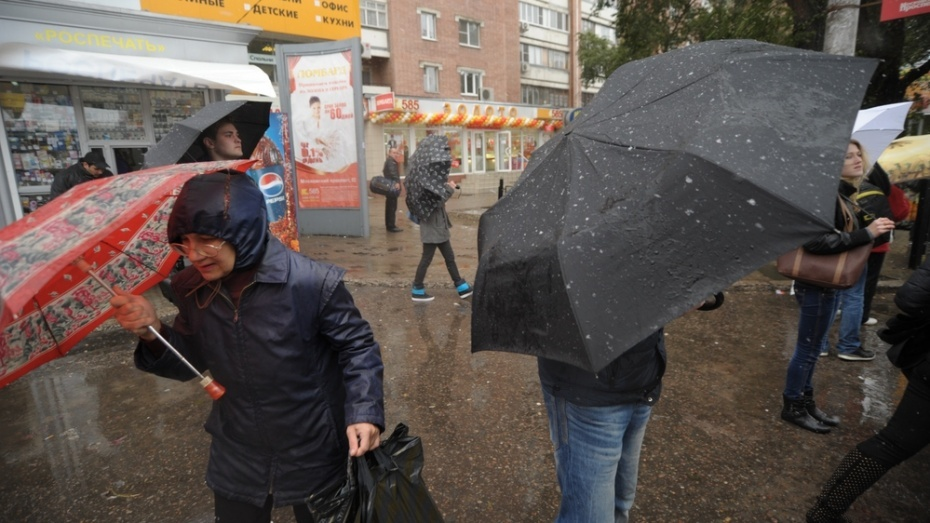 ВНижний Новгород придет похолодание до-6