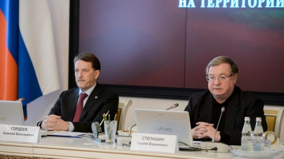 Воронежская область станет пилотным регионом по решению проблемы аварийного жилья