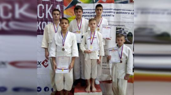 Каменцы выиграли 3 «золота» на областном турнире по восточному боевому единоборству