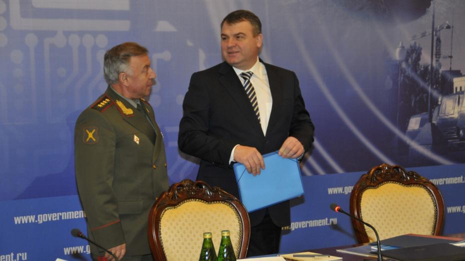Экс-глава Минобороны возглавил головную структуру Воронежского авиазавода