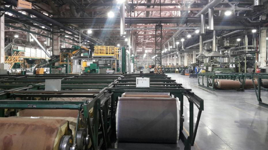 Количество рабочих мест на Воронежском шинном заводе увеличат почти на 50%