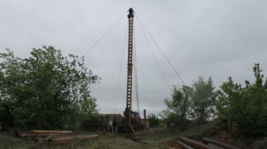 В Петропавловском районе в двух селах отремонтируют водонапорные скважины