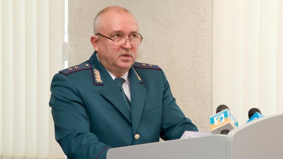 ВВоронеже назначили нового руководителя налоговой службы