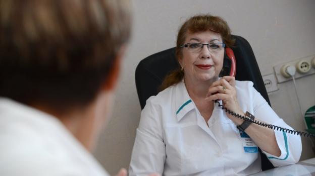 Прием врача гинеколога в Воронеже
