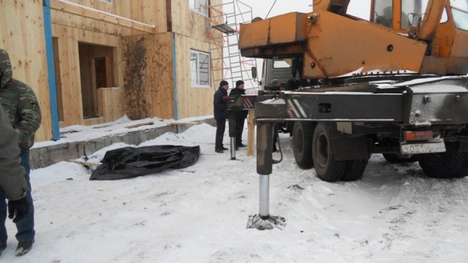 В Каширском районе на стройке погиб машинист крана