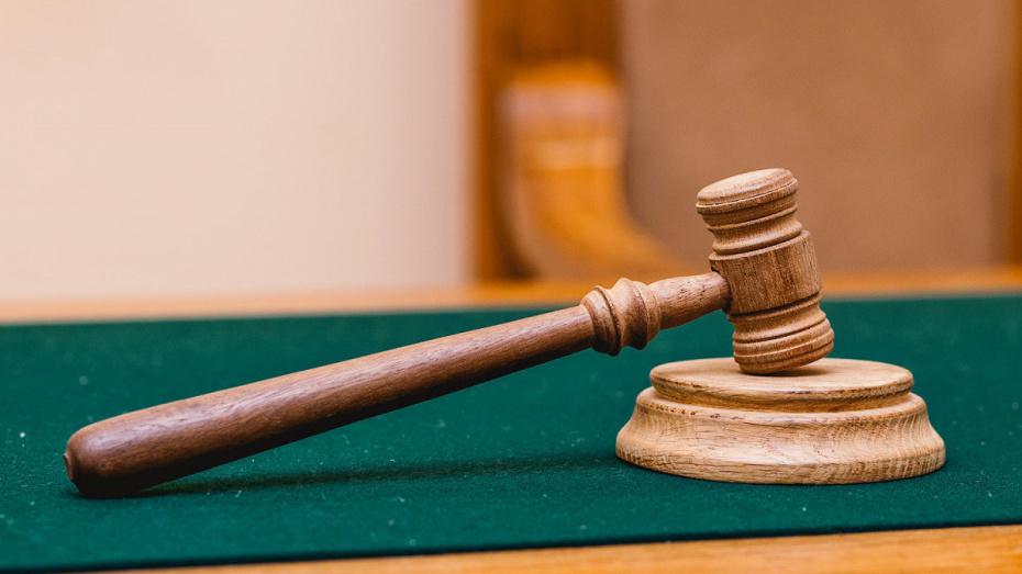 В Воронеже осудят руководителя фирмы за мошенничество с НДС на 2,5 млн рублей