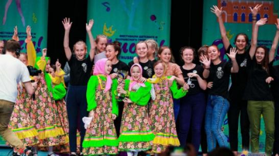 Бобровский ансамбль «Каблучок» получил Гран-при международного фестиваля в Казани