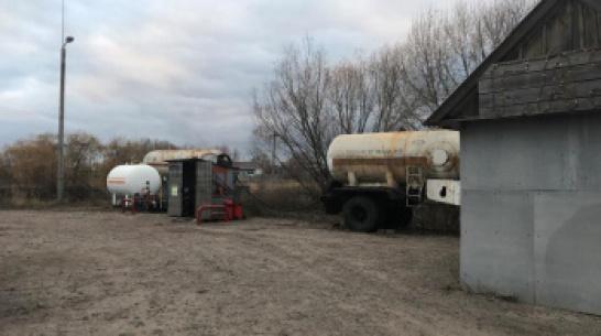 В Воронежской области владельца заправки поймали на продаже газа без лицензии