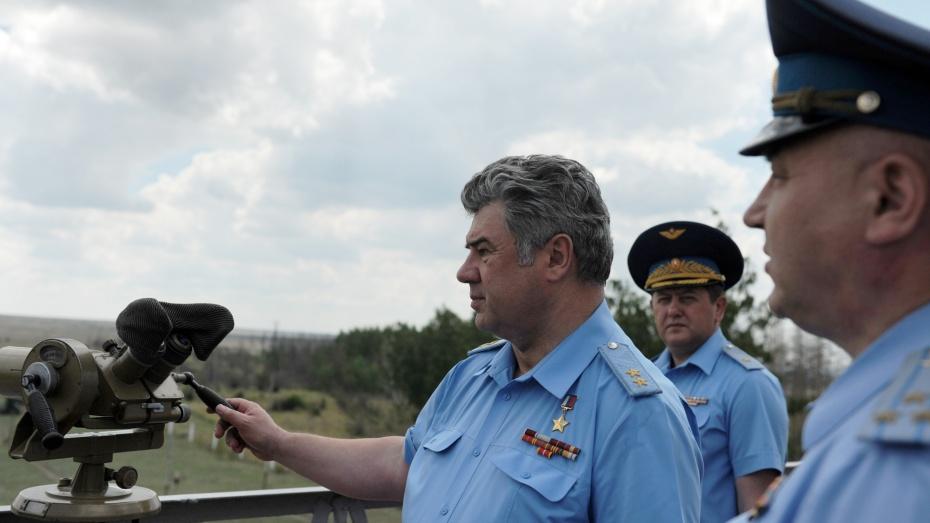 В Воронеже собрались лучшие военные летчики России