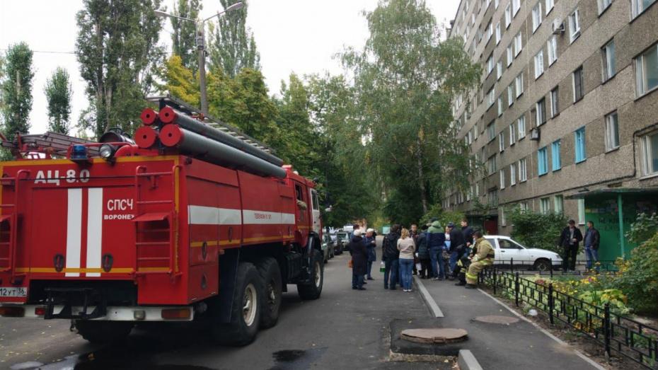 МВД: после эвакуации в доме на улице Хользунова в Воронеже умер пенсионер