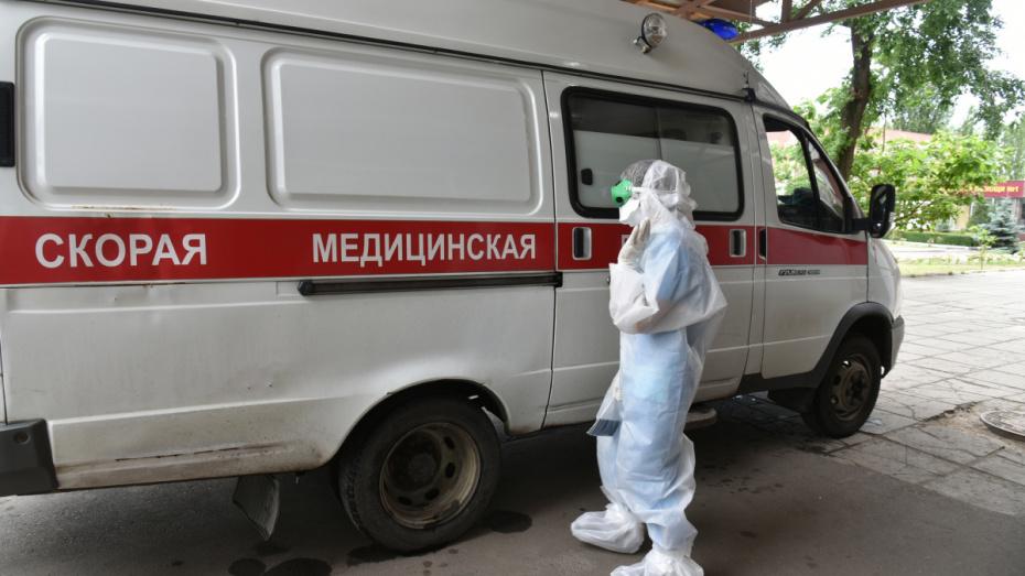 В Воронежской области количество заболевших коронавирусом перевалило за 8 тыс