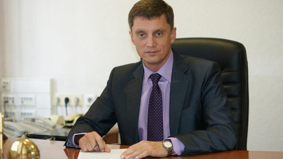 Сергея Корчевникова утвердили в должности главы управы Ленинского района Воронежа