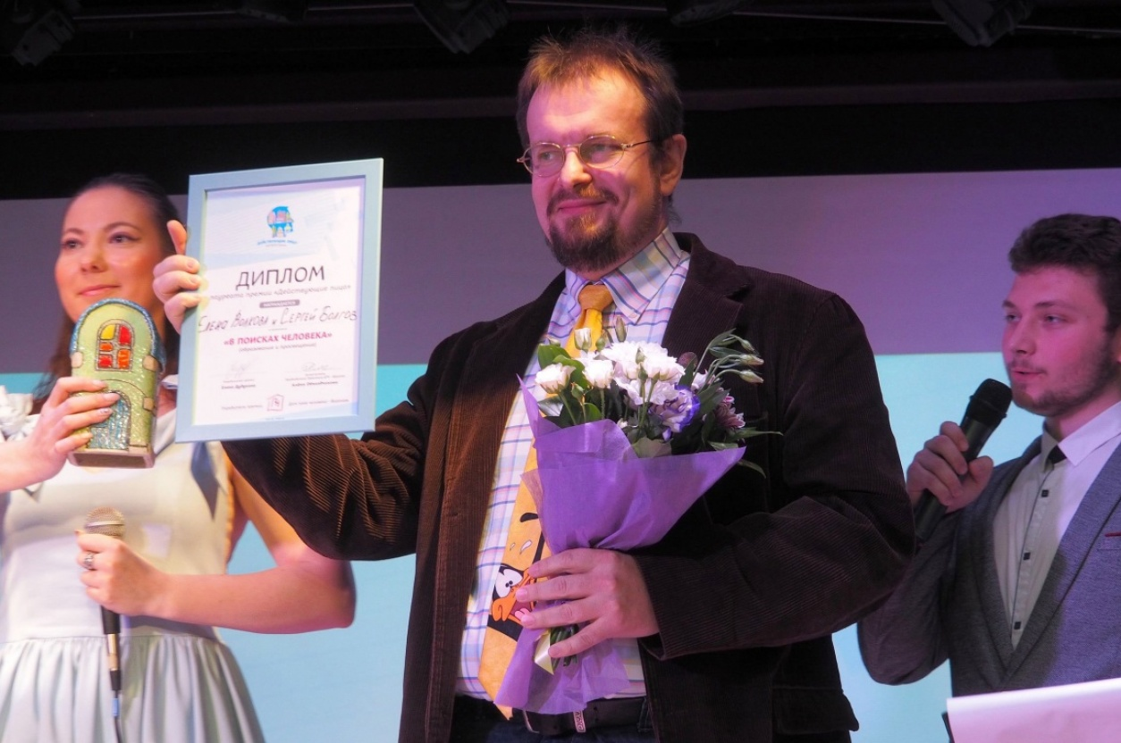 Краевед, юрист и волонтер. Кого отметили на вручении воронежской премии «Действующие лица»