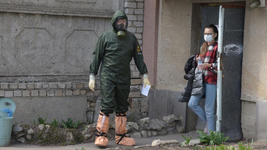 COVID-19 в Воронежской области заразились еще 55 человек