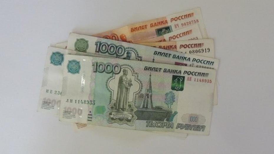 Воронежские штрафники заплатили городу меньше половины взысканий