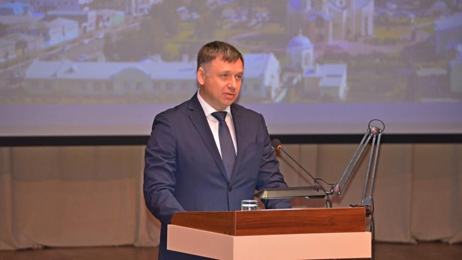 В Воронежской области назначили главу администрации Россошанского района