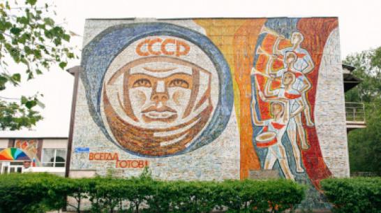 Чиновники озаботились состоянием космической мозаики в Воронеже
