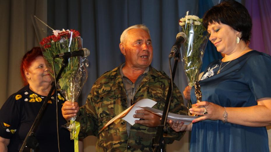 Таловский поэт стал победителем областного творческого фестиваля «Я – автор»
