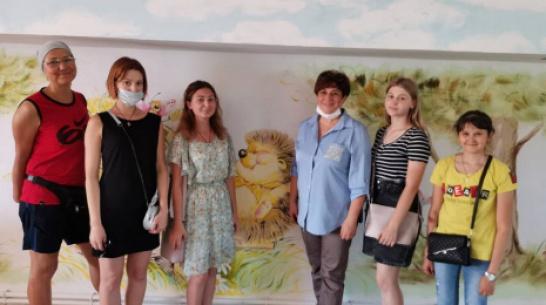 В Россоши появилась Школа юного волонтера