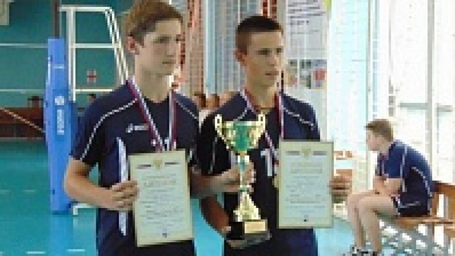 Павловские волейболисты победили в Первенстве России