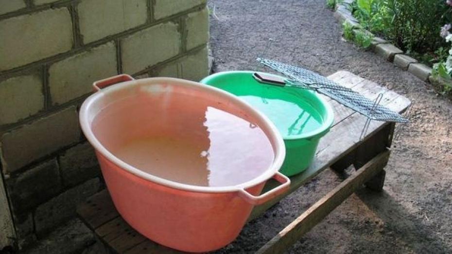 Почему нет воды сегодня в энгельсе