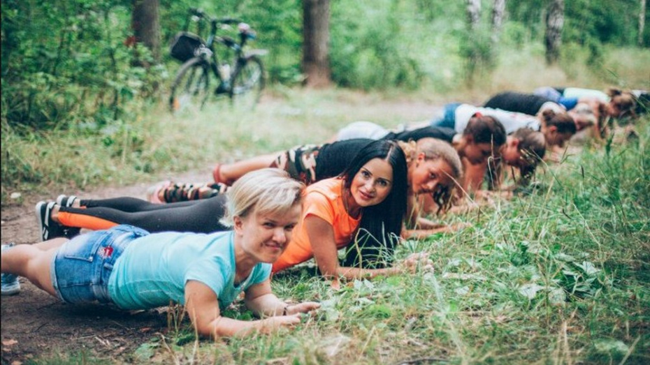 Жителей Семилук пригласили на открытую тренировку