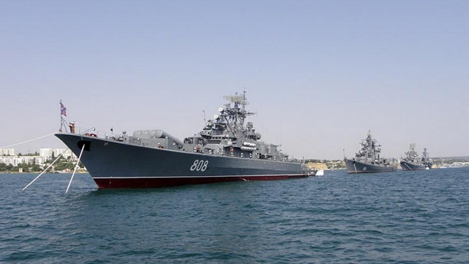 Состав Черноморского флота пополнят более полусотни кораблей и судов