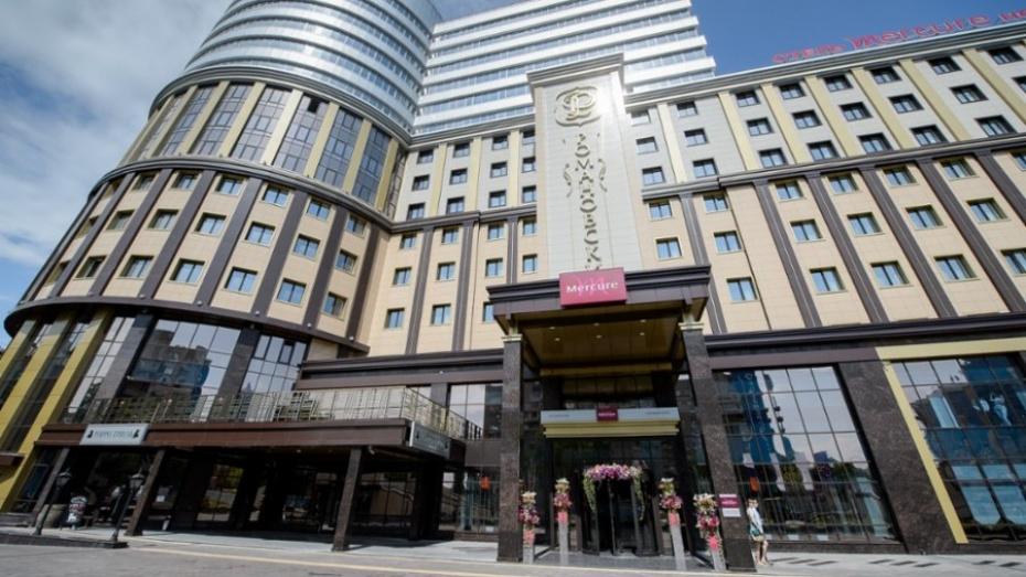 Алексей Гордеев открыл новый отель «четыре звезды» в Воронеже