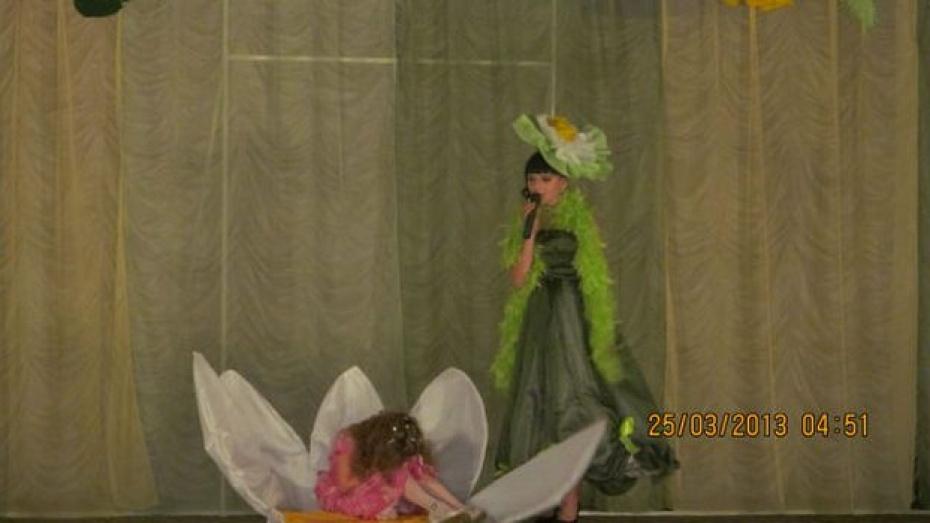 В  Новохоперском  районе  впервые  поставили  мюзикл