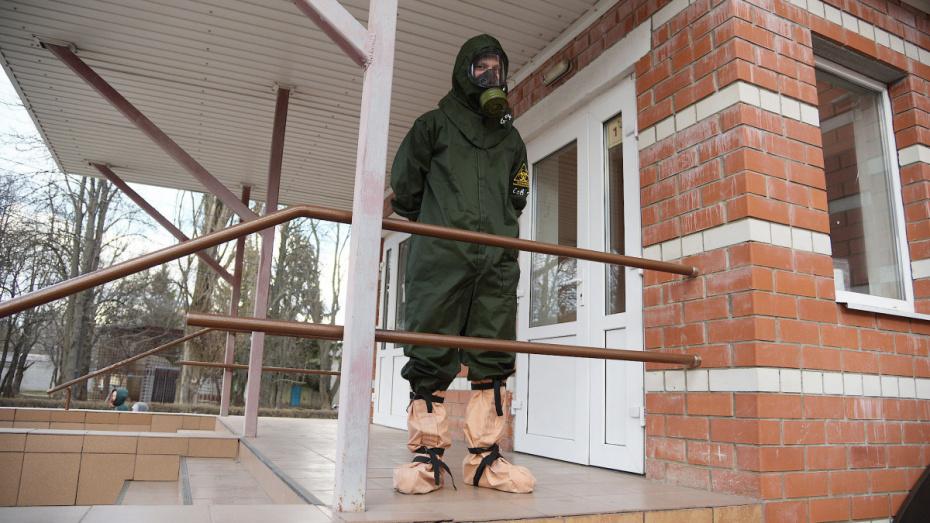 Еще один пациент с COVID-19 умер в Воронежской области