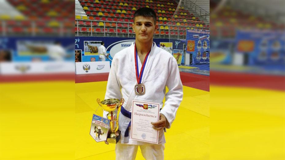 Поворинский дзюдоист взял «бронзу» всероссийского турнира