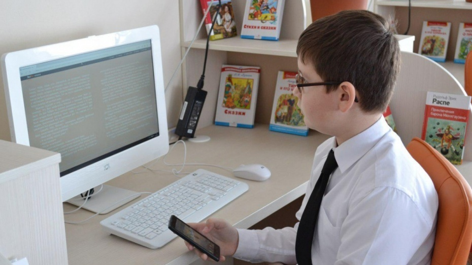 Все школы Воронежской области получат доступ к быстрому интернету к концу 2020 года