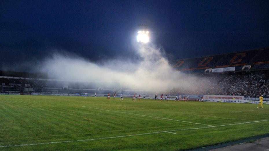 Воронежский «Факел» проиграл решающий матч во Владивостоке