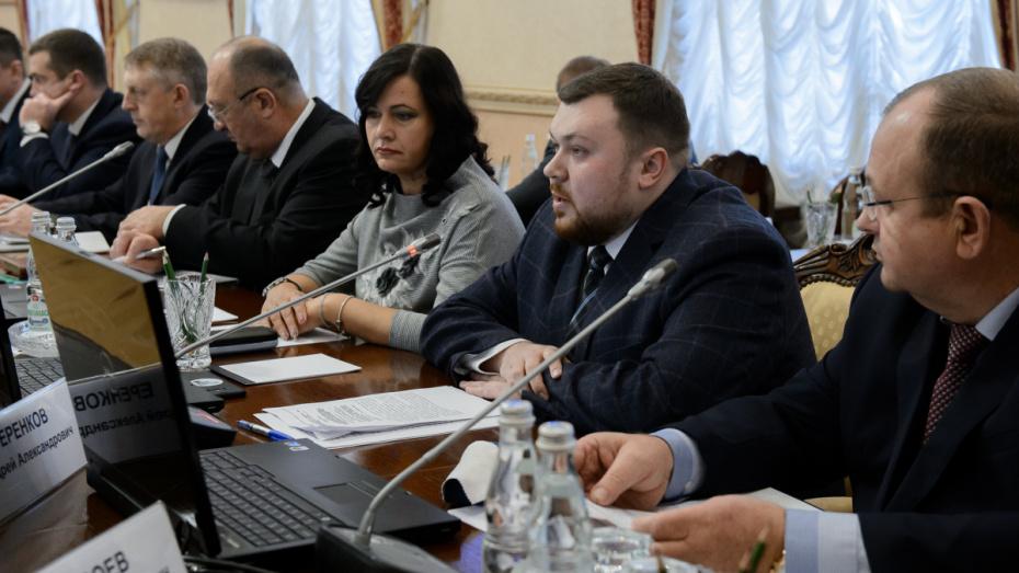 Главы районов Воронежской области усилят контроль за соблюдением Градостроительного кодекса