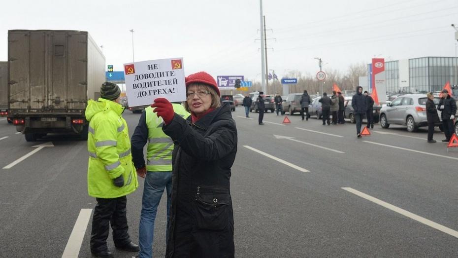«Автодор» разрешил объезжать Воронеж со скоростью 110 км/ч