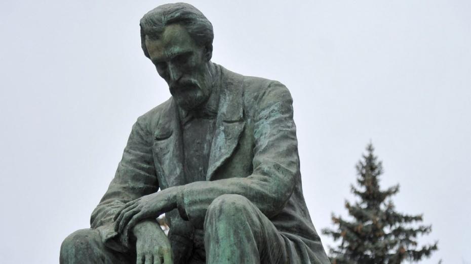 Воронежский музей расскажет об истории памятника Никитину