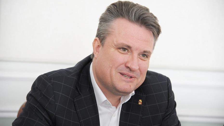 Новый мэр Воронежа: «Проект легкорельсового транспорта приобретает реальную форму»