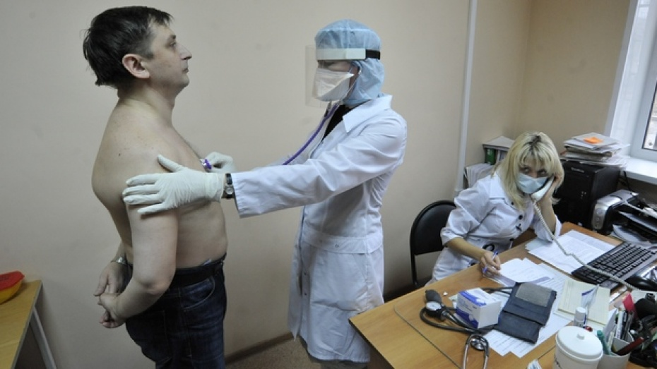 Россошанцев атакует пневмония