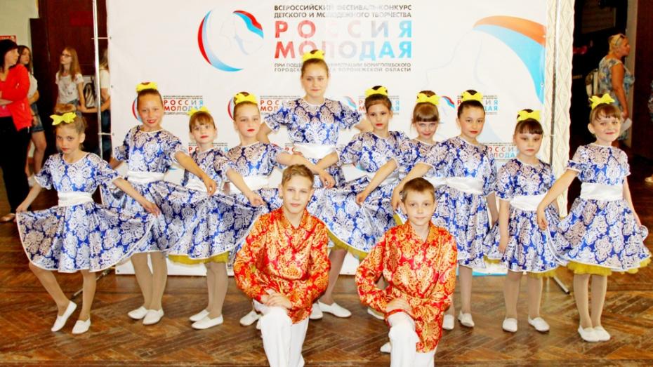 Грибановский ансамбль стал лауреатом всероссийского фестиваля творчества