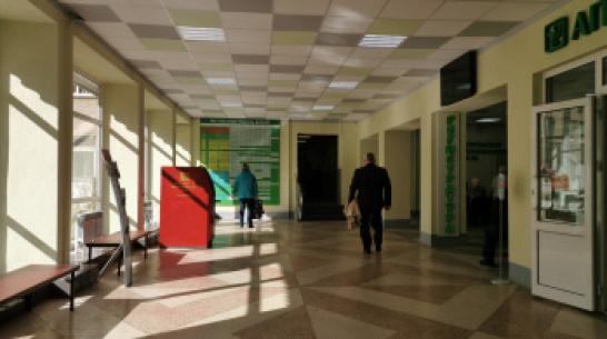 В воронежских поликлиниках ограничили прием пациентов
