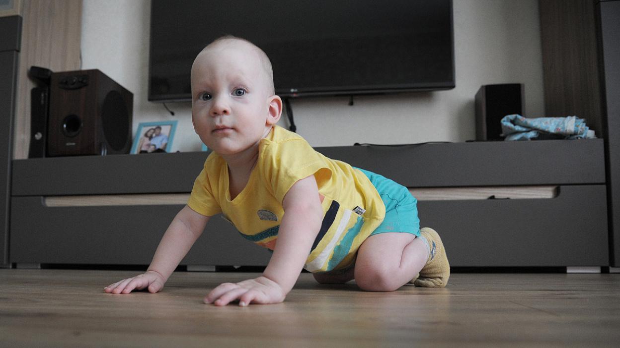 Ампулы для младенца. Как помочь воронежцу Саше Барышникову с муковисцидозом